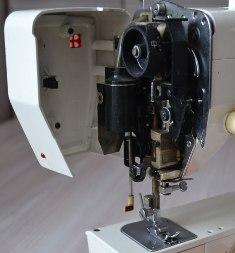 Узел игловодителя швейной машины Juki 510